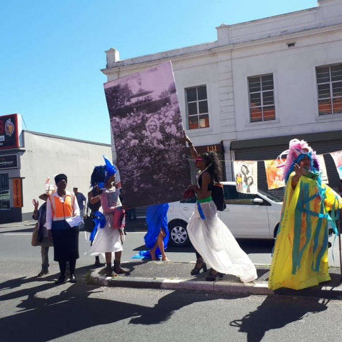 Kewpie:Daughter of District Six – Opening Night, Dialogue, Heritage Day Parade and Public Artworks